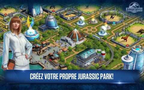 Jurassic World™ le jeu b