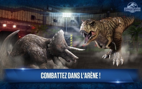 Jurassic World™ le jeu c