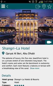 Visitez Abou Dhabi c