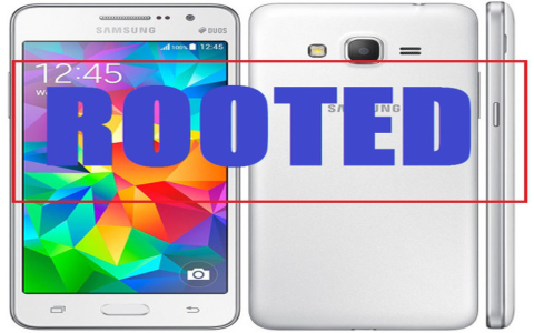 Rooter le Galaxy Grand Prime b