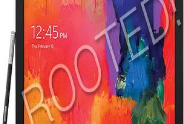 Rooter la Galaxy Note Pro 12.2