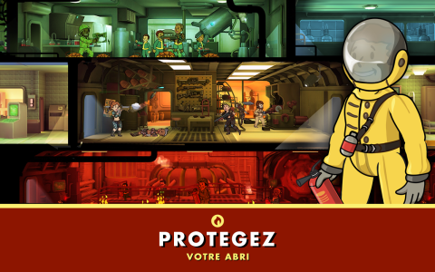 Fallout Shelter c