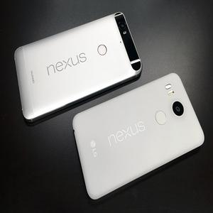 Nexus 5X VS Nexus 6P: Le match