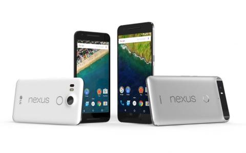 Nexus 5X VS Nexus 6P d