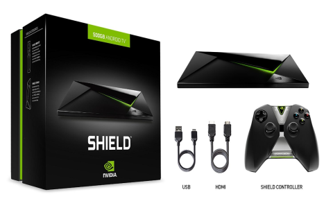 Rooter l'Android TV Nvidia Shield b