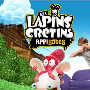 Test du Jeu: Les Lapins Crétins Appisodes