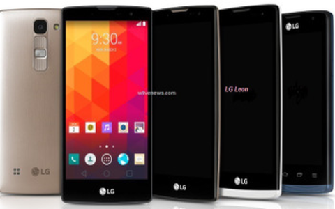rooter le LG Leon b