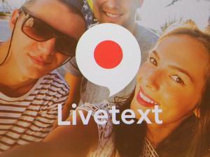 Yahoo LiveText: Des SMS vidéo en direct!