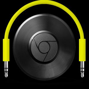 Présentation: Chromecast Audio