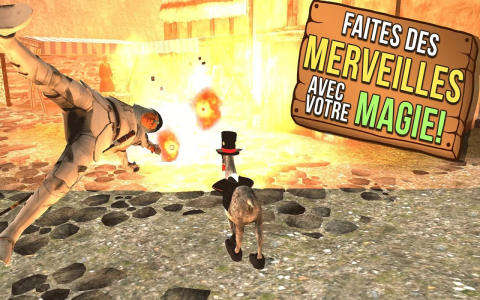 Goat Simulator MMO Simulator c
