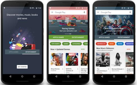 Google Play c