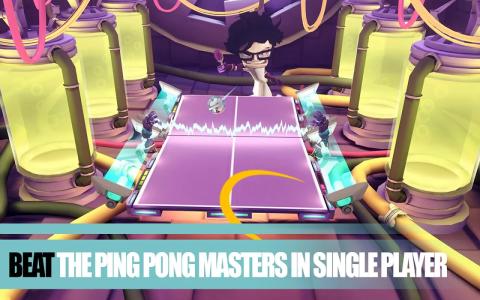 Power Ping Pong c