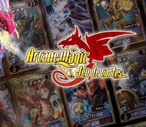 Read more about the article Test du jeu: Arcane Magic – Jeu de cartes