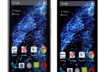 Nouveaux téléphones disponibles chez Blu