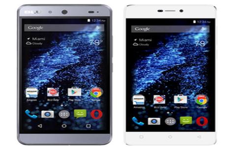 nouveaux téléphones disponibles chez Blu b