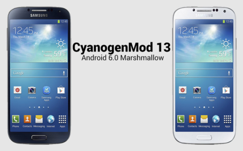CyanogenMod 13 Marshmallow b