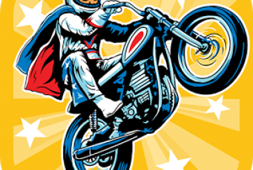 Test du jeu: Evel Knievel