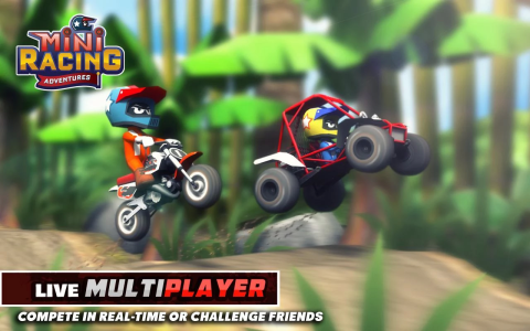 Mini Racing Adventures b