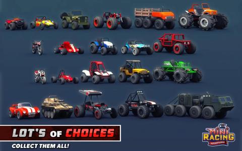 Mini Racing Adventures c