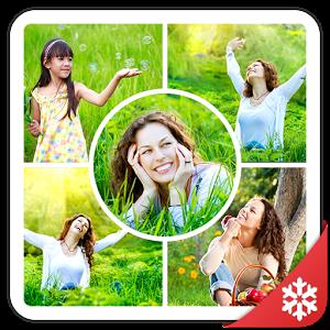 Photo Collage éditeur sur Android
