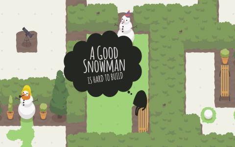 A Good Snowman b