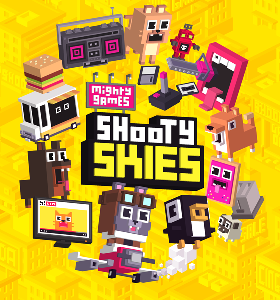 Test du jeu: Shooty Skies