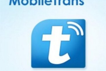 Wondershare MobileTrans: Transferez vos téléphones!