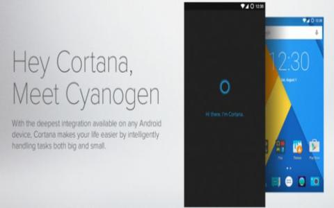 Cyanogen OS 12.1.1 b