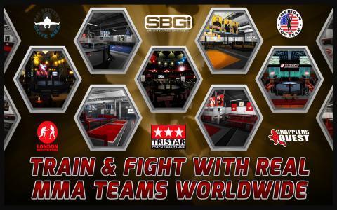 MMA Federation b
