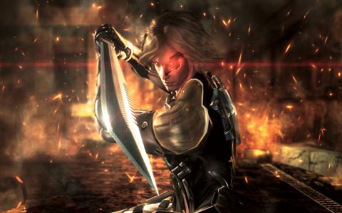 Metal Gear Rising Revengeance b
