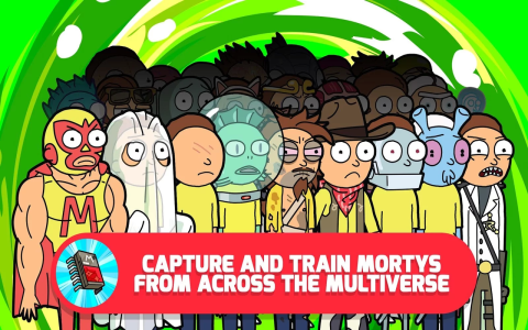 Pocket Mortys b