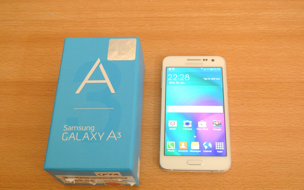 Tutoriel rooter le galaxy a3 android zone for Photo ecran galaxy a3