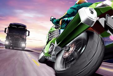 Test du jeu: Traffic Rider