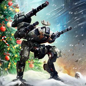 Test du jeu: Walking War Robots