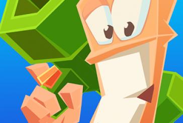 Test du jeu: Worms 4 sur Android
