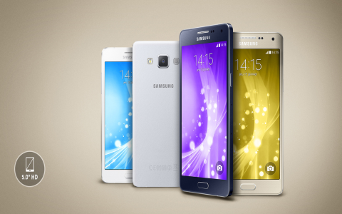 Rooter le Samsung Galaxy A5 b