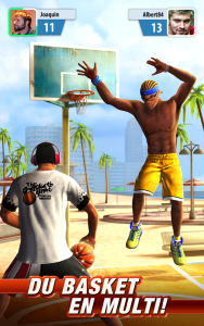 Basketball Stars b