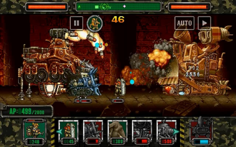 METAL SLUG ATTACK c