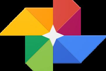 Mise à jour de Google Photos