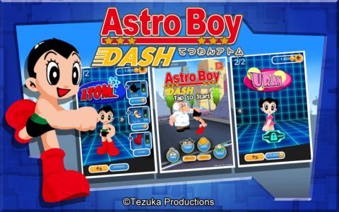 3 Jeux Astro Boy c