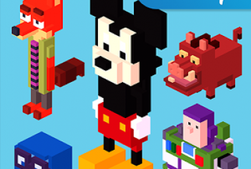 Test du jeu: Disney Crossy Road