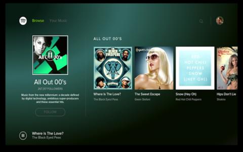 Spotify Music b