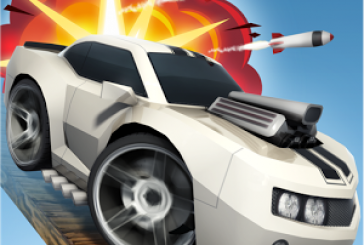 Test du jeu: Table Top Racing