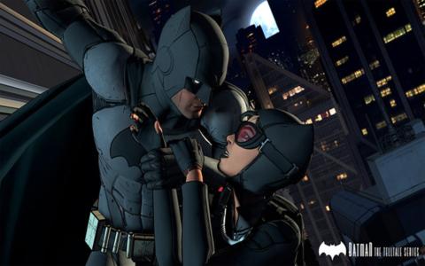 Batman par Telltale b