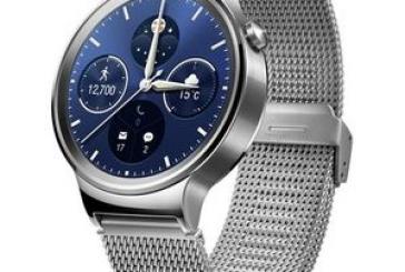 Première Rom Custom pour la Huawei Watch