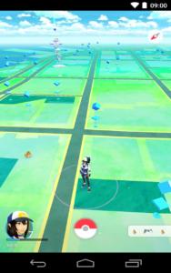 Pokemon GO b