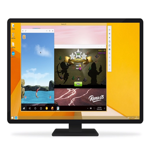 Remix OS Player: Emulateur Android