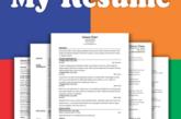My Resume Builder: Réalisez votre CV