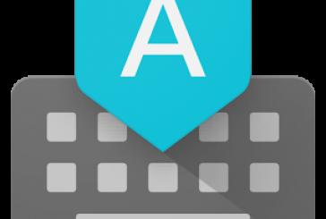 Le clavier Google Gboard est disponible sur Android