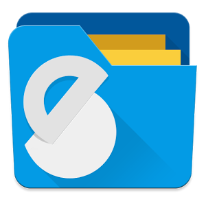 Solid Explorer File Manager sur Android